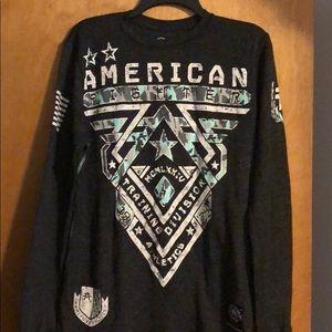 Long sleeve American Fighter shirt
